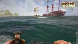 Ship sunk