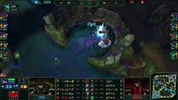 gen.g vs sandbox fail dive