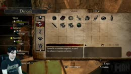 MAN vs DRAGON'S DOGMA: DARK ARISEN (PC)