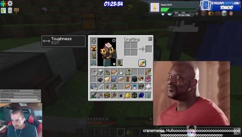 tonacho - UnderGround Block Minecraft Mods - con Ch77