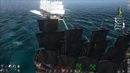 Galleon Vs. Galleon