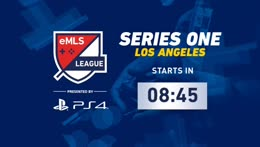 eMLS+League+Series+One+presented+by+PlayStation+LIVE