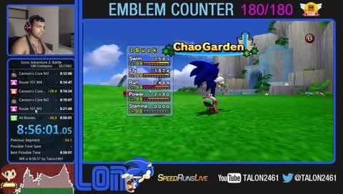 Talon2461's Top Sonic Adventure 2: Battle Clips