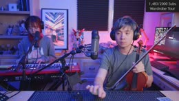 1/28/2019: Comfy Violin + Piano Duet with Lily