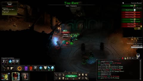 Pillars of Eternity 2 - Turn Based Mode! PoTD Difficulty