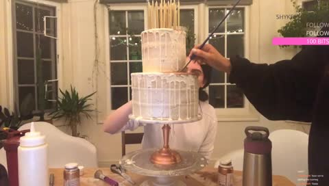 Bake n' Bake. Taylors Birthday Cake!!!