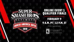 Super Smash Bros. Ultimate North America Open 2019 Online Event 1 Qualifier Finals