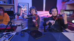 2/9/2019: Mukbang, Music, and Smash with WORLD FAMOUS VIOLINIST RAY CHEN and Lilypichu