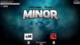 [ESP/Perú] ⭐StarLadder Imba TV Minor [SA Qualifiers]   — Mr.Choco⭐