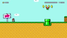 Nintendo Direct 2.13.2019 mario maker 2 realice in june!