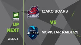 Izako Boars vs. Movistar Raiders | ESEA MDL S30 | by @VortexEntmtCSGO & @SirDannyy