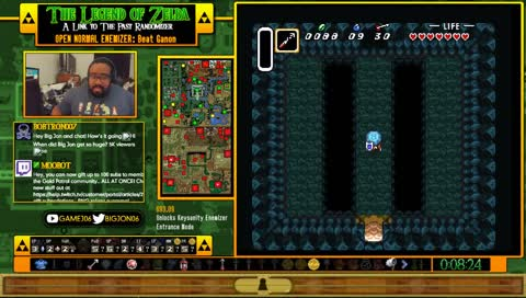 BigJon's Top The Legend of Zelda: A Link to the Past Clips
