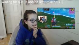 / yt clips LUL / Pro Deaf Girl Gamer / !deaf !reverse2k !spacelyon / 370+ wins / FAST builder