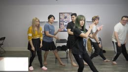 OfflineTV dances like theres no tomorrow