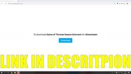 game of thrones season 7 download torrent magnet