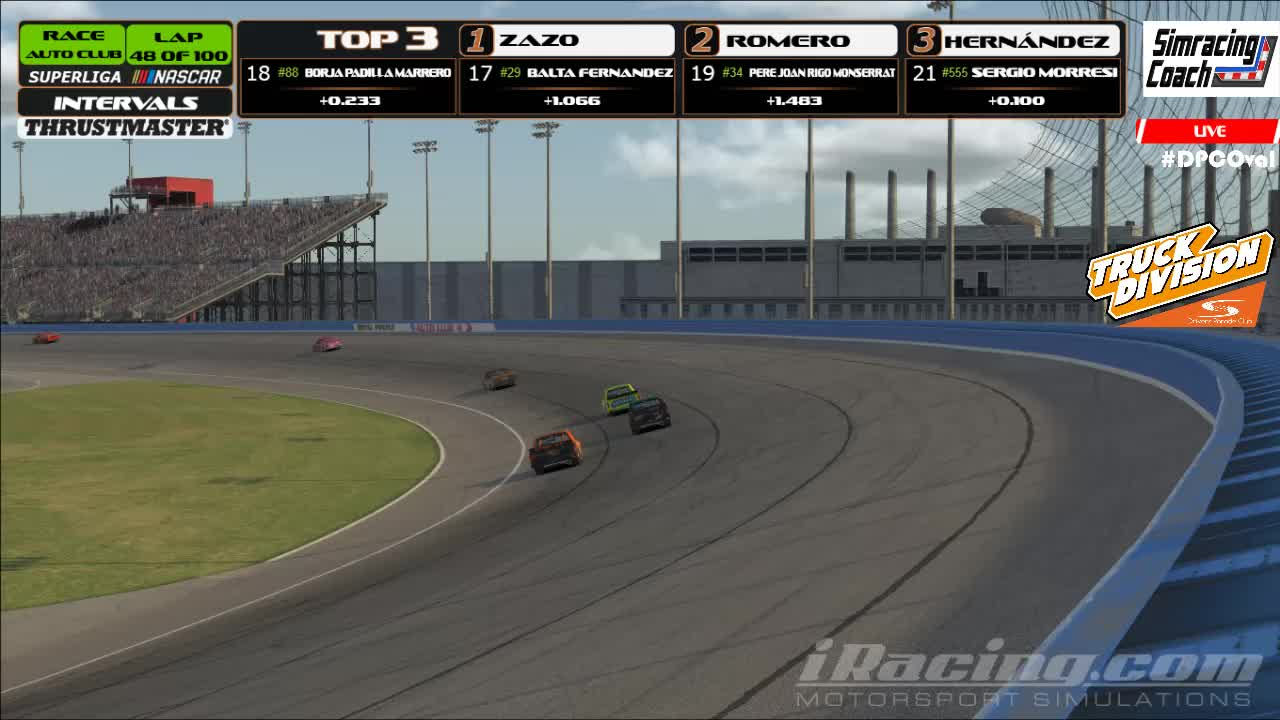 driversparadeclub - TRUCK DIVISION | 3/12 Auto Club Motor Speedway