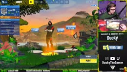 mobile pro with 29k kills and 1,300 wins | code: Ducky