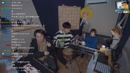 [EN/KR] Charming_Jo Dinner show 챠밍조의 거품격 음악겜푸