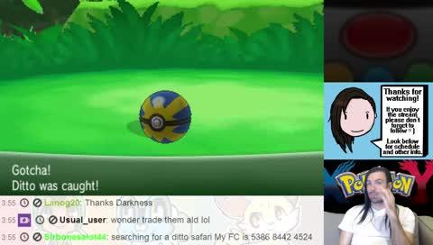 TheJustinFlynn - Pokemon XY - How to Catch a Shiny Ditto Using Pokeradar