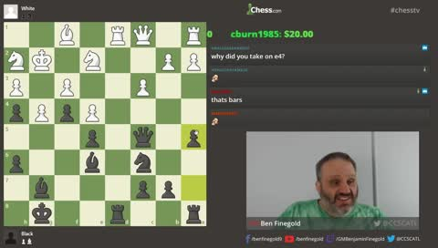 Ben explains how to penetrate blocked positions like a GM vs a low rated player looking for a draw.