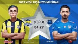 2019 Kış Mevsimi Finali - 1907 Fenerbahçe Espor (FB) vs Bahçeşehir SuperMassive (SUP) - VFŞL