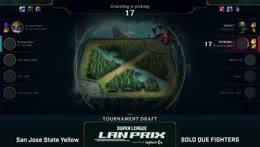 LAN Prix Week 3: Semifinals