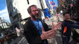 Tokyo with Tom Green