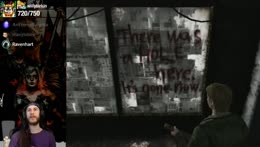 Team Silent Presents: Silent Hill 2 !silent   !frontpage !sgdq !re7k !yt