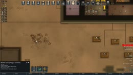 We only need 8 units of uranium. This is now absolute top priority! Once we have it we can escape this Rimworld.