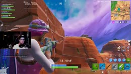 Brendon Urie kills me in a game of Fortnite