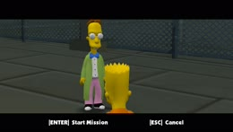 GTA roleplay homer simpson