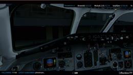 Blackbox711 - PMDG 747-8 from WIII (Jakarta) to WSSS