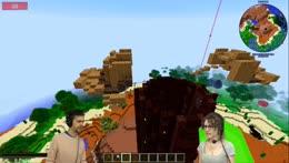 Lewis, Leo, Ravs & Pedguin! - Minecraft & Eco!