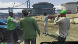 NoPixel | Green Gang RP | Jacob Tests C4