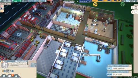 Checking out a rescue-building sim!  #rescueHQ