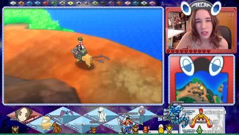 Exploración y capturas | Pokémon Ultra Luna HARDLOCKE #6 💜 SUB GOAL 100 (SORTEO claves INDIES)