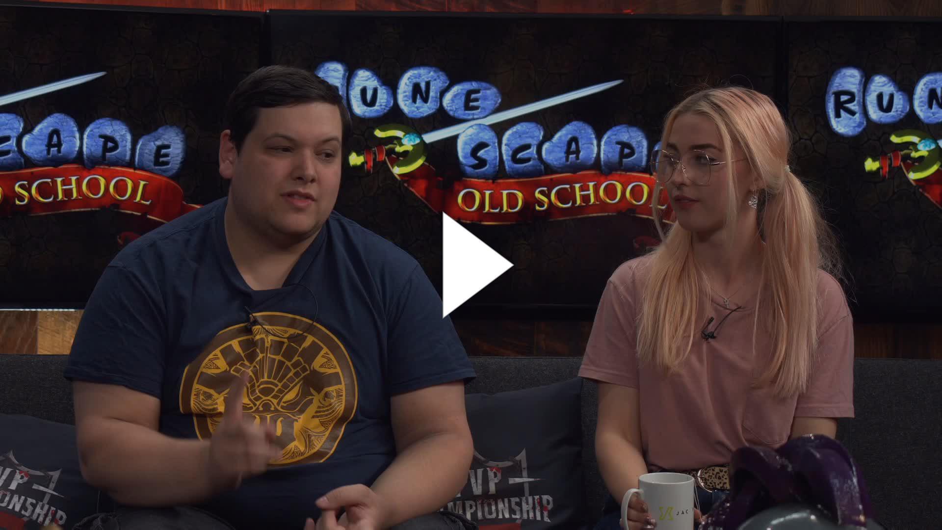 OldSchoolRS - Mod Gee - Twitch