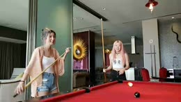short stream from our penthouse in Vegas hehe