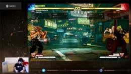 5/17/2019 Street Fighter V ヒットボックス練習/Hit Box practice