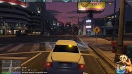 Pimp gets a drive by