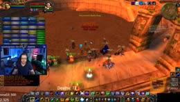 Gurubashi arena trinket rushed in between 3 groups