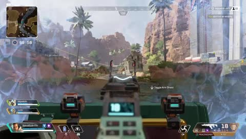 And Bomb Goes the Dynamite!! Octane Apex Legends SpaceDuckTTV