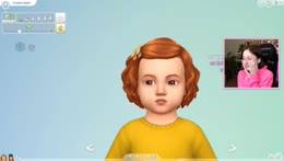 lilsimsie - starting the 100 baby challenge because i want