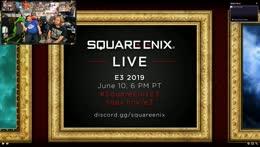 E3 CONTINUES - Square Enix Event - FF7R & Avengers (6-10)