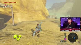 Watching Nintendo's E3 at 12 and then Master Sword in Zelda!