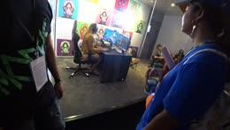 Los Angeles - E3 IRL DAY 1 (w/ !Friends) jnbH !Schedule - NEW !YouTube !Jake !Discord - Follow @jakenbakeLIVE