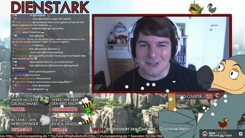 ARK Game Trending 30d DE | Twitch Clips