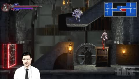 MAN vs BLOODSTAINED: RITUAL OF THE NIGHT (PC)