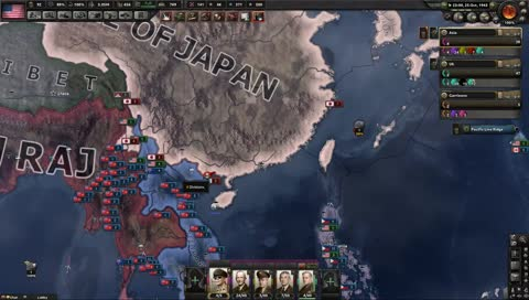 bokoen's Top Hearts of Iron IV Clips