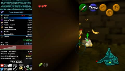 Top The Legend of Zelda: Ocarina of Time Clips